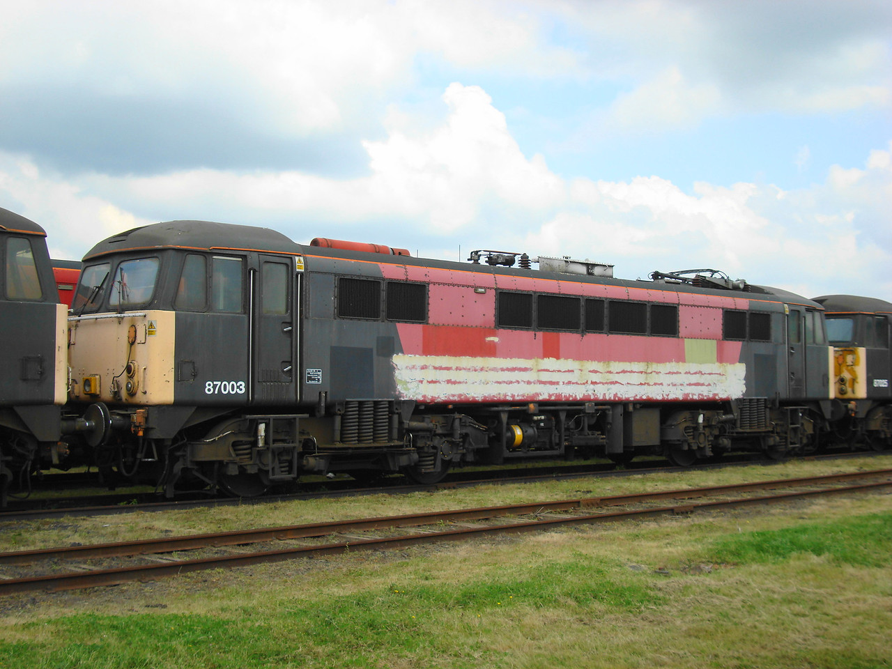 (87003) 07,06,2008 (Now Exported To Bulgaria 2008)