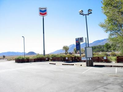Mammoth Lakes to Nevada