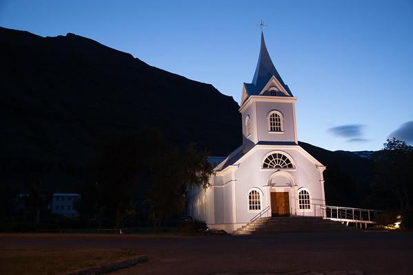Seyðisfjörður's Church