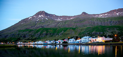 Seyðisfjörður, East Iceland