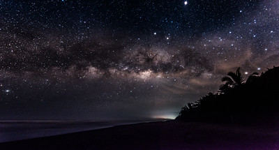 Tropical Milky Way