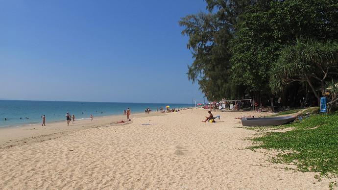 Long Beach Koh Lanta Thailand
