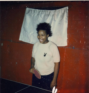 Wow look at that hair - this is my mother Jackie Jackson...I'm sure she's going to love the fact that I've posted this image on the internet.