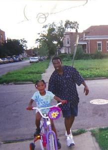 Malcolm & his daughter Josyln