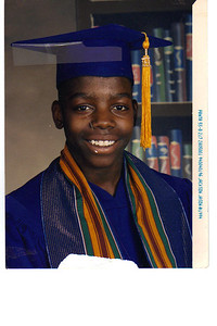 My younger brother Jason Jackson - Age 17