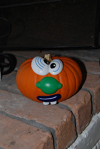 Tray Pumpkin
