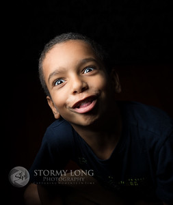Lighting it up with Trey....My little guy is so handsome #StormyLongPhotography #MakingMemories #LightingPractice