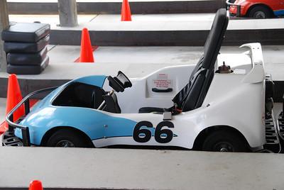 Car 66...GOT SMOKED.....