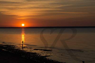Sunset Casting