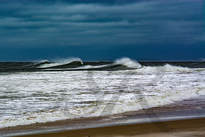 Nor'easter Waves