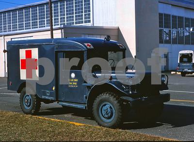 1953 Dodge Ambulance