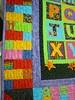 Name Game alphabet quilt