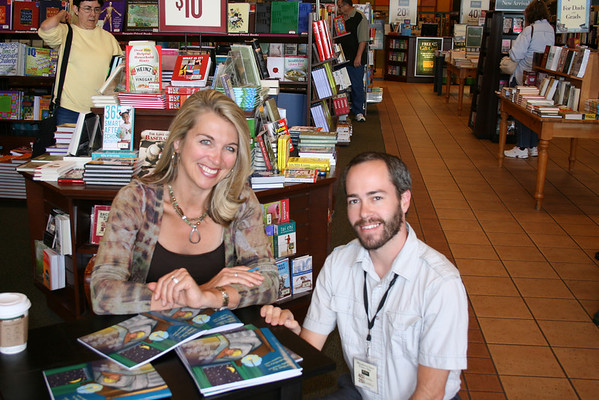 06-06-2009 Book Signing