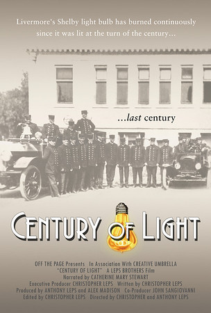 Century of Light Poster