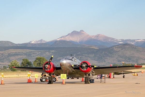 Longmont Air Expo, 2016