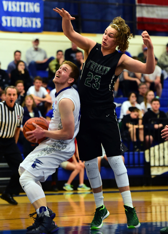Longmont D'Evelyn Boys  Basketball