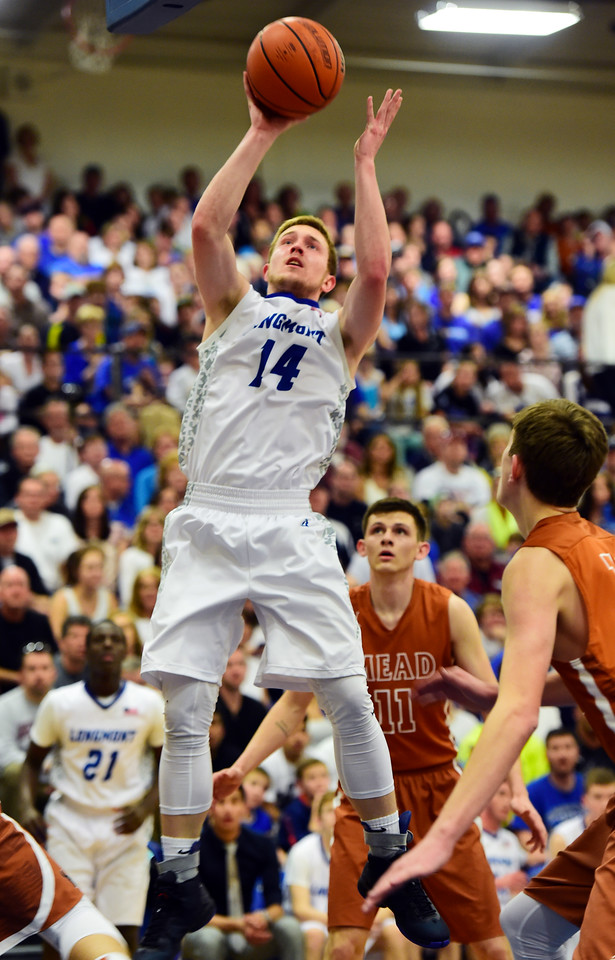 Longmont  Mead Boys Basketball