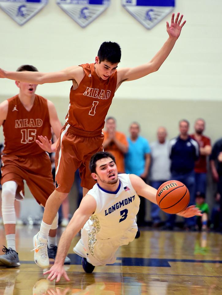 Longmont  Mead Boys Basketball