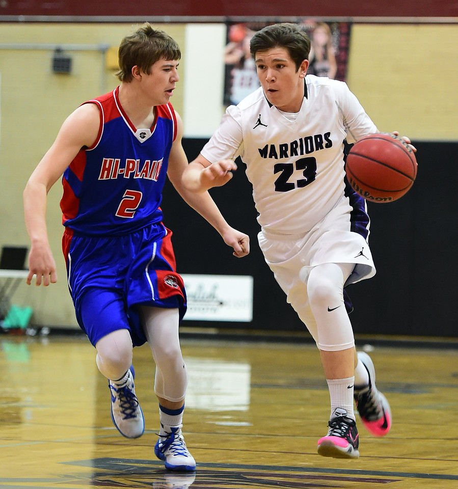 Longmont Christian Boys Hi-Plains