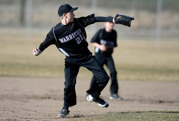 Longmont Christian Boys Baseball