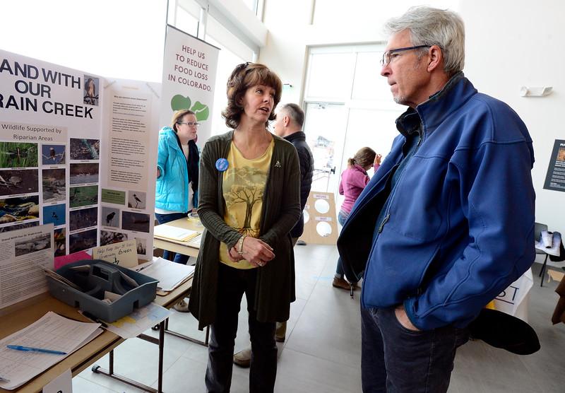 Longmont Earth Day Celebration 2018