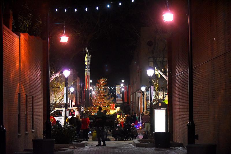 Longmont's Parade of Lights