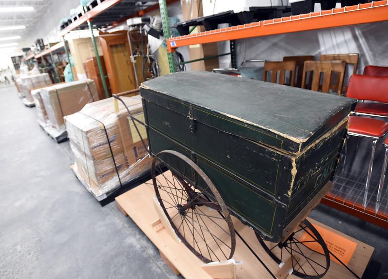 Longmont Museum Move