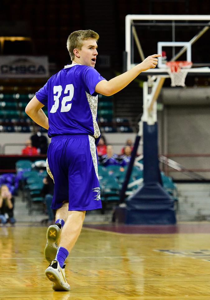 Longmont Lewis Palmer Basketball
