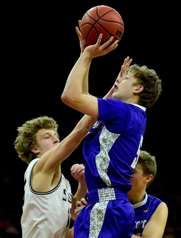Longmont Pueblo South Basketball