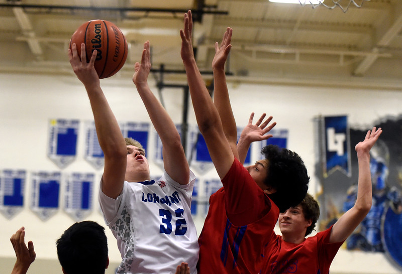 Longmont vs Centaurus Boys Hoops