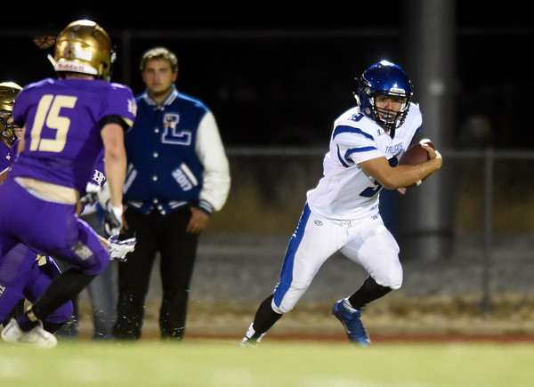 Longmont vs Holy Family Football