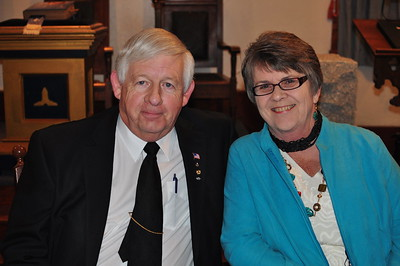WBro. Terry & Mary