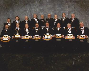2017 Grand Lodge Officers - Grand Lodge of Nebraska