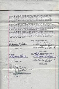 (1933) Hubbell Agreement GL Approval 06-13-33