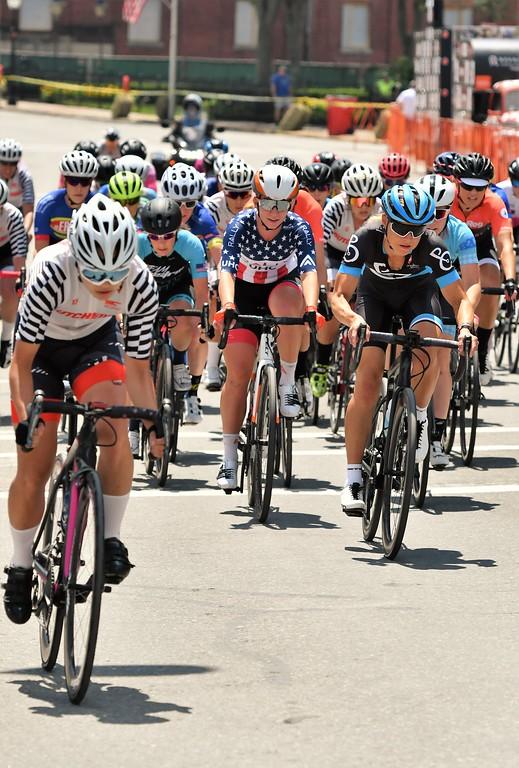 . Longsjo Classic Women\'s Pro Division Race. Sentinel & Enterprise - Jim Fay