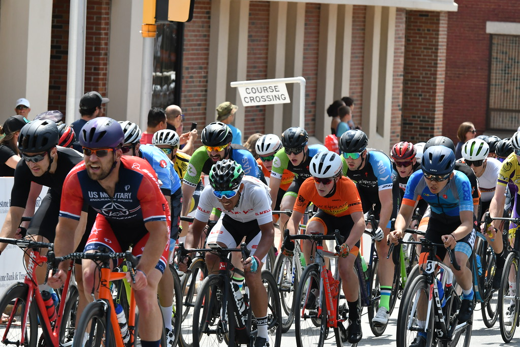 . Longsjo Classic - Men\'s 3/4 Division Sentinel & Enterprise -Jim Fay Fitchburg hosted the 58th installment of the Longsjo Classic cycling race on Sunday, July 7, 2019.