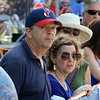 Wayne and Pam Casavoy of Leominster watch the Longsjo Classic in Leominster on Saturday. SENTINEL & ENTERPRISE/JOHN LOVE