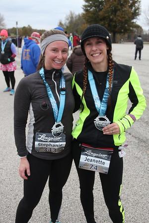 Longview Half Marathon 2017