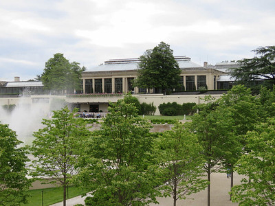 conservatory from fountains