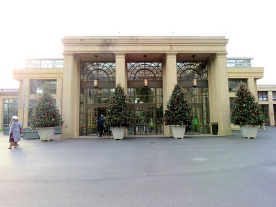 entrance to the East Conservatory