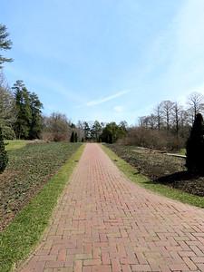 Flower Garden Walk, March 20, 2019