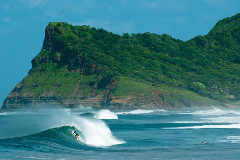 Dan Malloy in Nicaragua