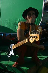 Geordie Heart, bass player