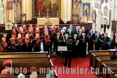 'Music for a Sunday Afternoon' - A charity concert in aid of the Colchester Cancer Centre Campaign
