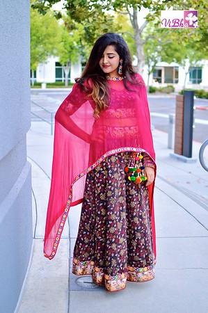 Geetham - Garba / Dandiya styles!!