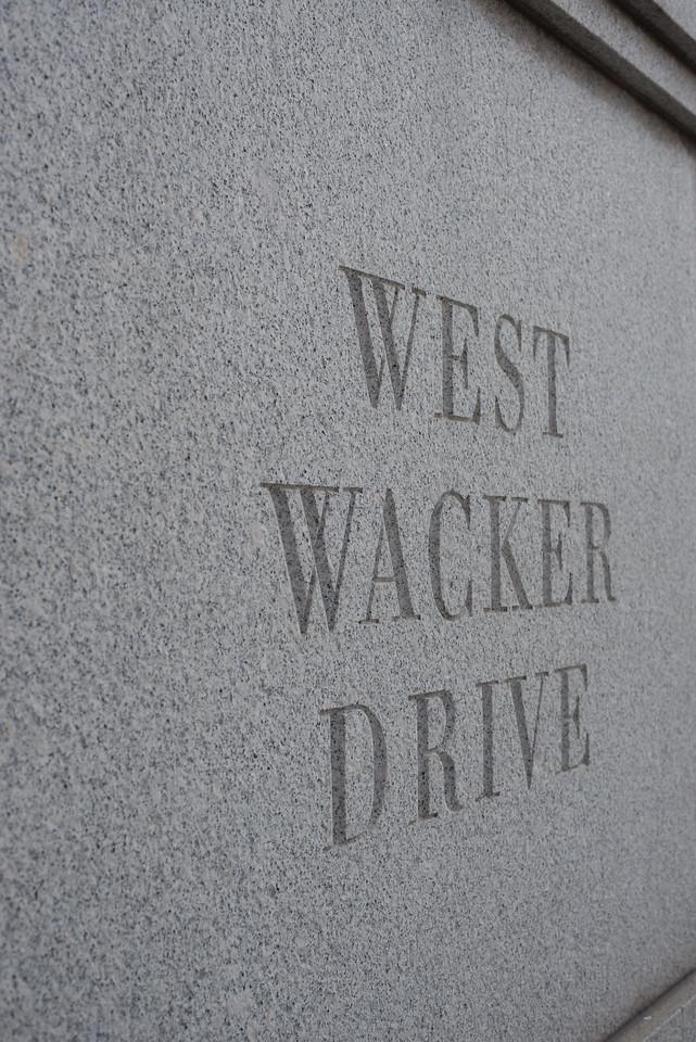 west wacker drive chicago