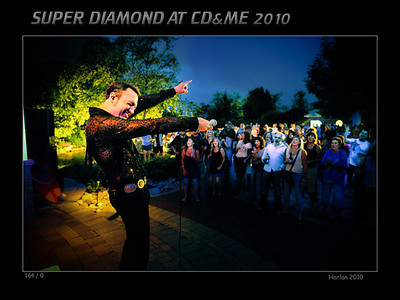 Super Diamond at CD&ME