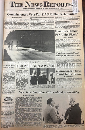 A Look Back - History Archive