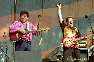 Terry & Bruce - Williams & Ree - BVJ 2003 - 5a
