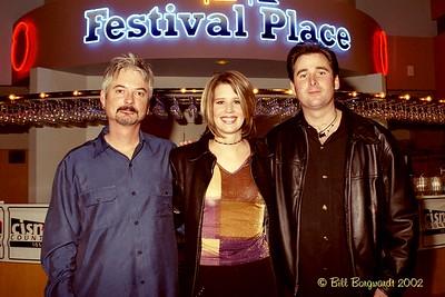 Jamie Warren, Lisa Brokop, Steve Fox - FP 11-2002 - 1a